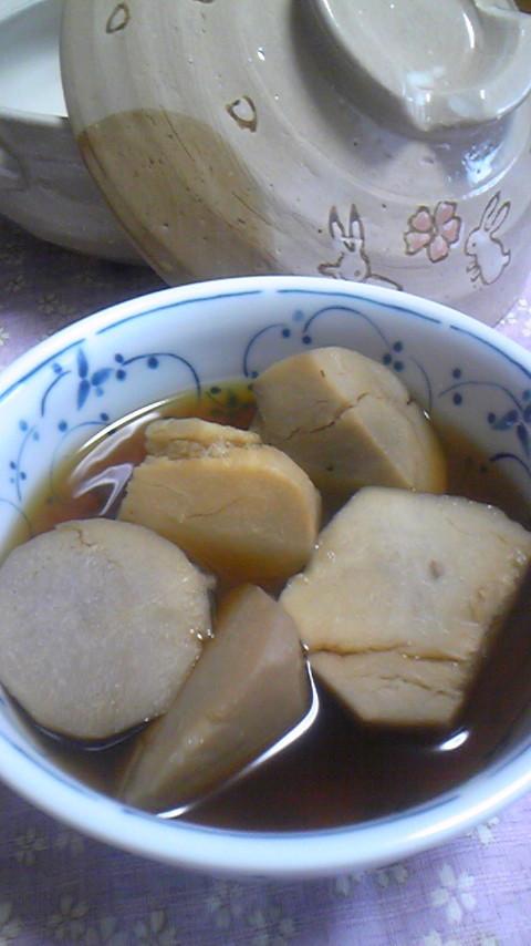 簡単☆土鍋で里芋の含め煮