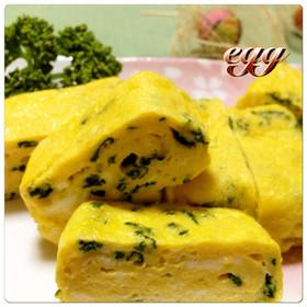 ✿パセリ香る卵焼き お弁当(冷凍)✿