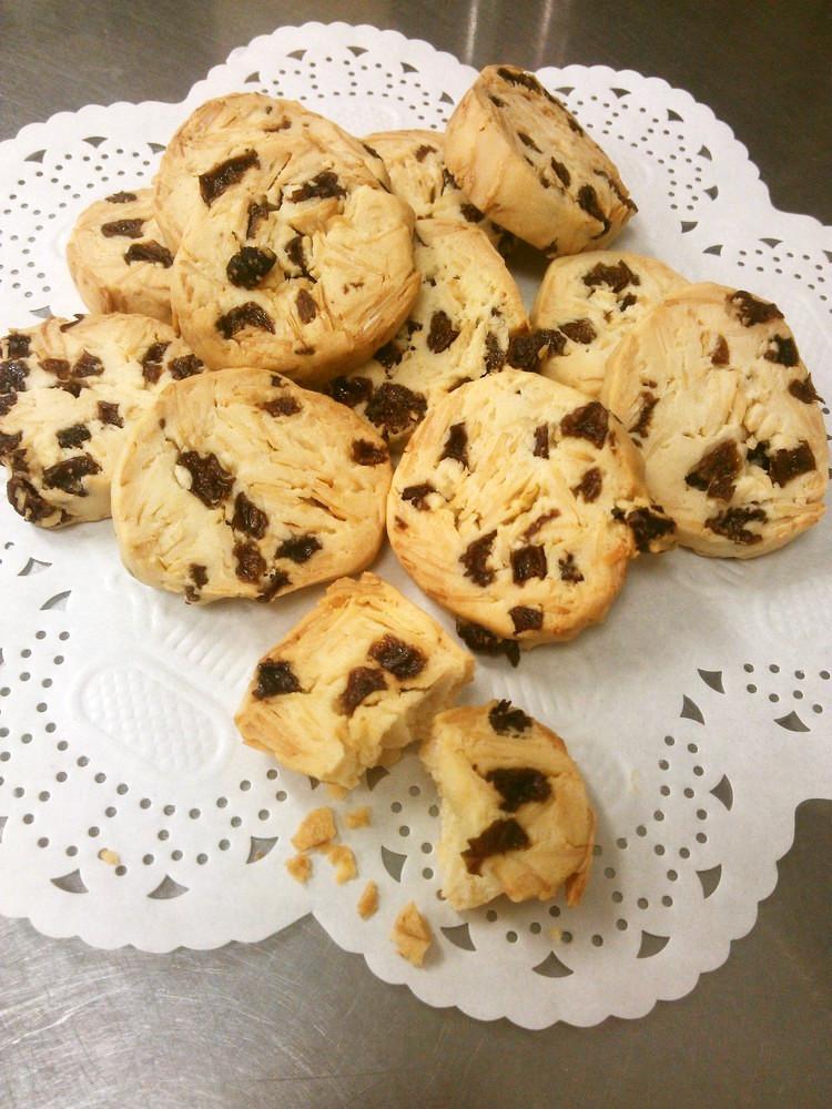 砂糖&卵&バター不使用☆木の実クッキー♡