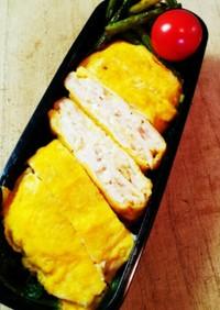 鶏ハムで#ミルフィーユピカタ