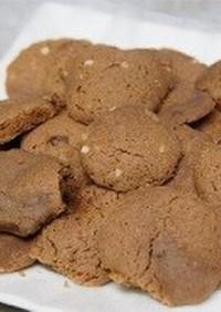 世界一簡単!5分でクッキー