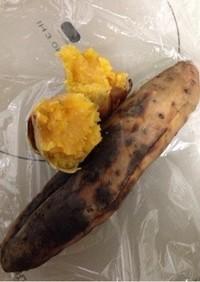 安納芋の美味し〜い食べ方♪簡単焼き芋