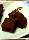 ルクエ☆おから100%チョコレートケーキ