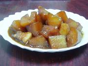 大根と豚バラ肉の中華風煮込みの写真