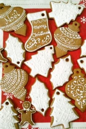 クリスマス☆ジンジャークッキー