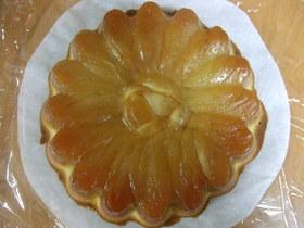 タルトタタン風アップルケーキ