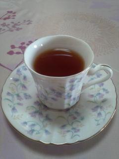 お手軽しょうが紅茶