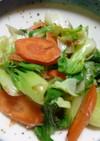 お弁当にも♪青梗菜のおひたし