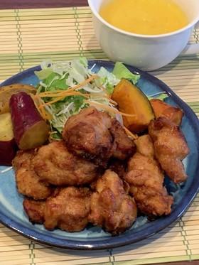 美味しい✩鶏もも肉の唐揚げ