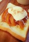 シロさんの林檎のキャラメル煮