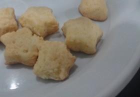 HCMでサクサク♪カンタンクッキー
