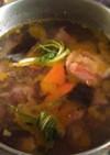 海外でも日本の味を!ラーメンスープ醤油味