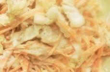 大量消費に☆白菜とニンジンのツナサラダ