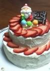 二段‼豪華‼クリスマスケーキ