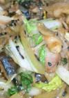鶏肉と、茄子のゴマ味噌炒め