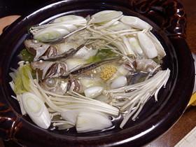 秋田の味♡はたはたでしょっつる鍋