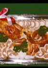 ☆若鶏のミートローフ包み☆