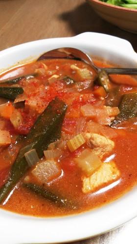 ガンボスープ