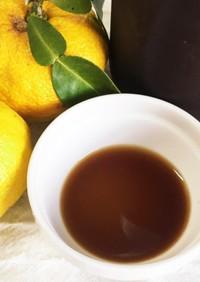 ゆずポン酢の作り方★すっきりタイプ