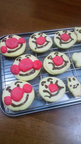ハカリ不要♪気軽にクッキー☆