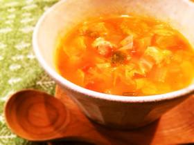 ダイエットの味方★デトックススープ