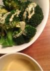 混ぜるだけの温野菜ソース♪