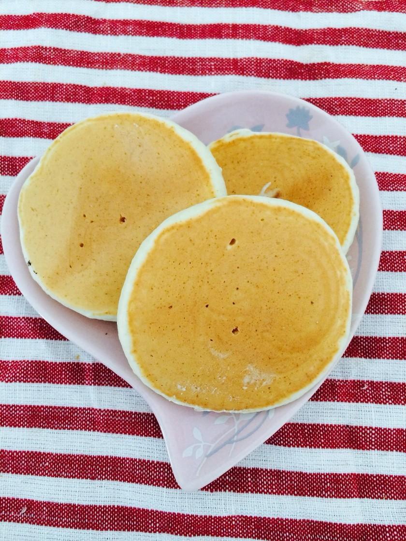 パンケーキ*離乳食後期手づかみメニュー