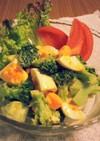 美味!ブロッコリーと卵のマヨ醤油サラダ