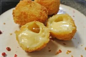 ベビーチーズで簡単♪チーズフライ☆