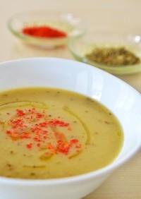 トルコ料理☆レンズ豆のスープ(白)