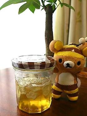 せきどめに♪大根ハチミツシロップ