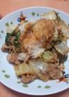 豚肉と白菜のさっぱり炒め