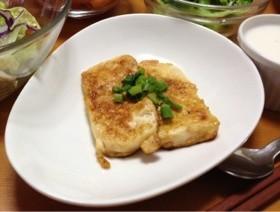ダイエットに♪豆腐ステーキ♡