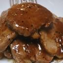 焼肉のタレで簡単♪豚ヒレの一口ステーキ