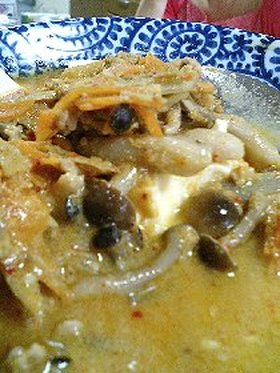 豆腐の坦々サラダ