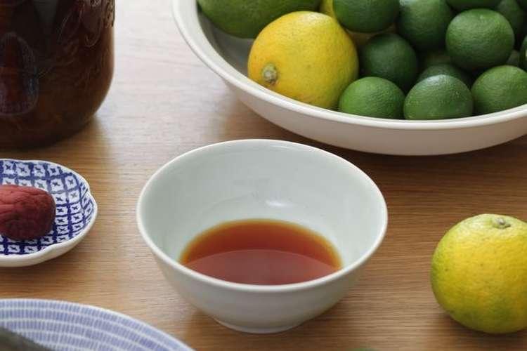 ポン酢 手作り 【みんなが作ってる】 手作りポン酢のレシピ