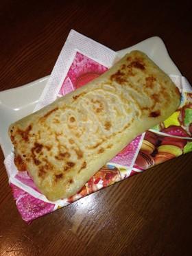 朝食おやつに☆もちもちハムチーズブリトー