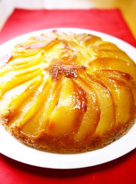 Xmas\u0026お正月に♪炊飯器HM林檎ケーキ