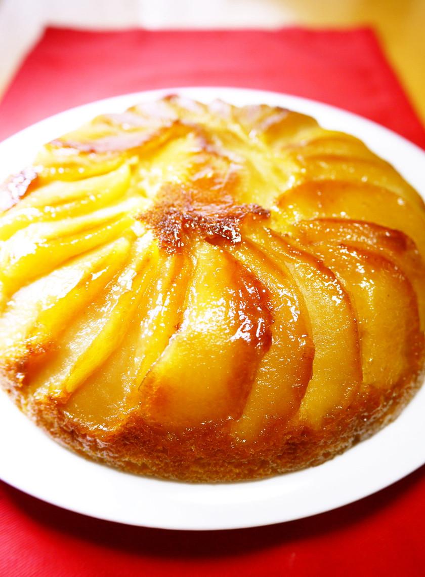 Xmas&お正月に♪炊飯器HM林檎ケーキ