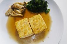 ◆糖尿病のおかず◆豆腐ステーキ