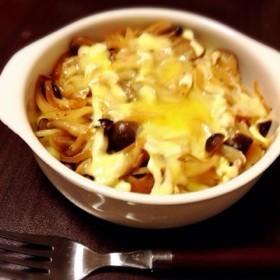 レンジで☆ジャガイモの和風チーズ焼き