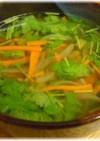 アジア風スープ