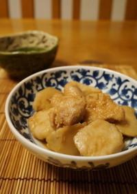 ほっこり*里芋と鶏もも肉の煮物