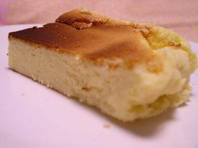 カッテージチーズのチーズケーキ
