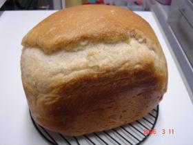 ホシノ天然酵母deシンプル食パン