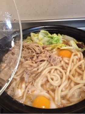 ✳︎優しい味の味噌煮込みうどん✳︎