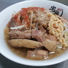 レンジde宅麺 ラーメンビリー(実験)