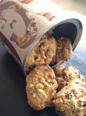 チョコレートチップスクッキー