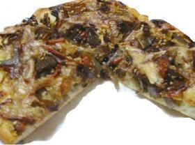 のこりものでピザ