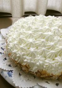 爽やかな酸味と甘みのレモンケーキ